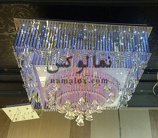لوستر سقفی مولتی LED(کد: ۳۵۰/ ۴۸۹۸۶) |